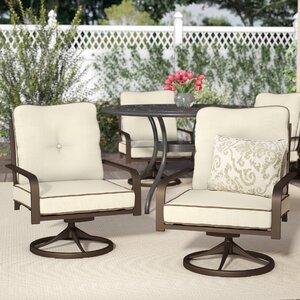 Thelma Swivel Lounge Chair (Set of 2)