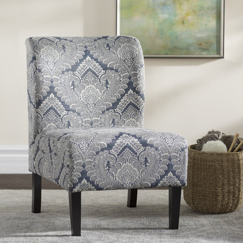 Bon Chandler Side Chair Slipper Chair