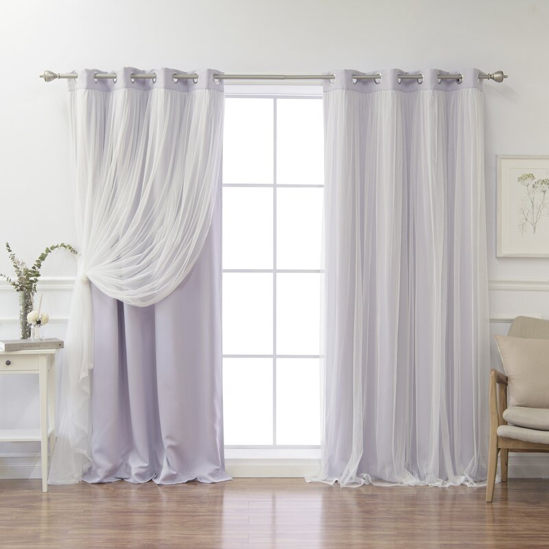 Brockham Thermal Grommet Curtain Panels