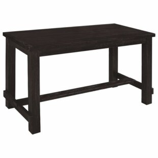 Rudolph Traditional Style Wooden Pub Table Loon Peak