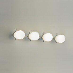 ZANEEN design Bano 4-Light Vanity Light