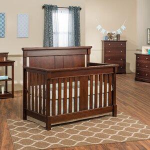 Bradford Lifetime 4-in-1 Convertible Crib