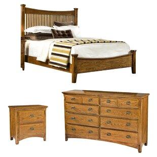 Mission Shaker Bedroom Sets You\'ll Love   Wayfair