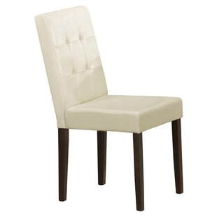 Price Check Newton Upholstered Dining Chair (Set of 2) by Latitude Run Reviews (2019) & Buyer's Guide