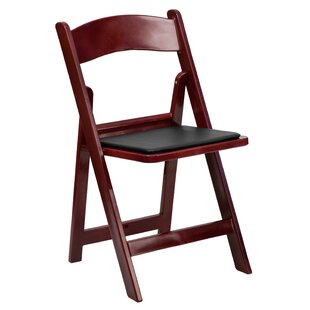 Check Prices Vinyl Padded Folding Chair (Set of 4) by Flash Furniture Reviews (2019) & Buyer's Guide