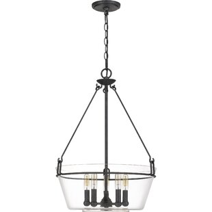 Breakwater Bay Schaff 5-Light Bowl Pendant