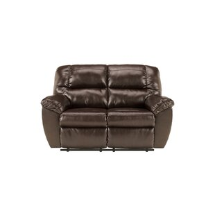 Compare prices Jimenes Reclining Loveseat by Darby Home Co Reviews (2019) & Buyer's Guide