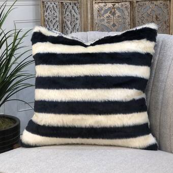 Everly Quinn Jessen Criss Cross Rectangular Pillow Cover Insert Wayfair