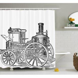 Jami Single Shower Curtain