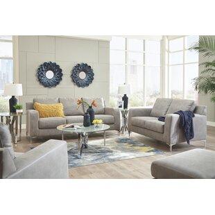Buy luxury Barbeau Configurable Living Room Set by Orren Ellis Reviews (2019) & Buyer's Guide