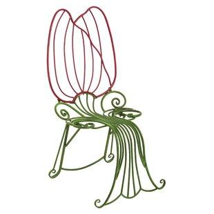August Grove Patenaude Stem Tulip Chair