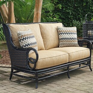 Marimba Loveseat with Cushions by Tommy Bahama Outdoor