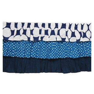 Lauro Dots Crib Skirt ByHarriet Bee