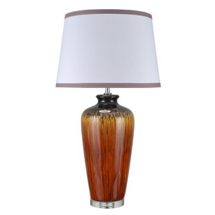 Ceramic 32.5'' Table Lamp
