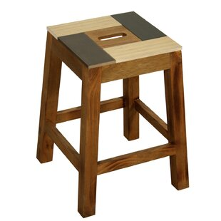 Wooden Stool By Alpen Home