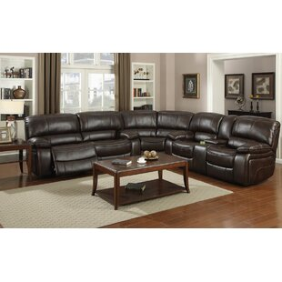 Rowlands Reversible Reclining Sectional