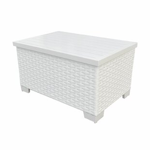 TK Classics Monaco Wicker Deck Box