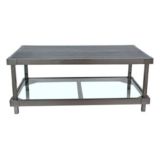 Minimalist Coffee Table by Teton Home Purchase
