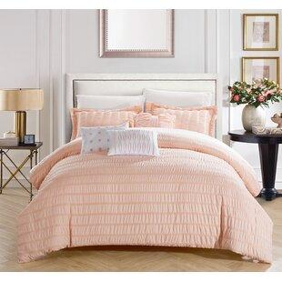 Ebern Designs Grable 10 Piece Comforter Set