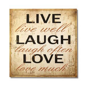 Live Laugh Love Decor   Wayfair Part 40