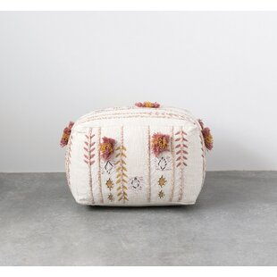 Schafer Pouf by Bungalow Rose