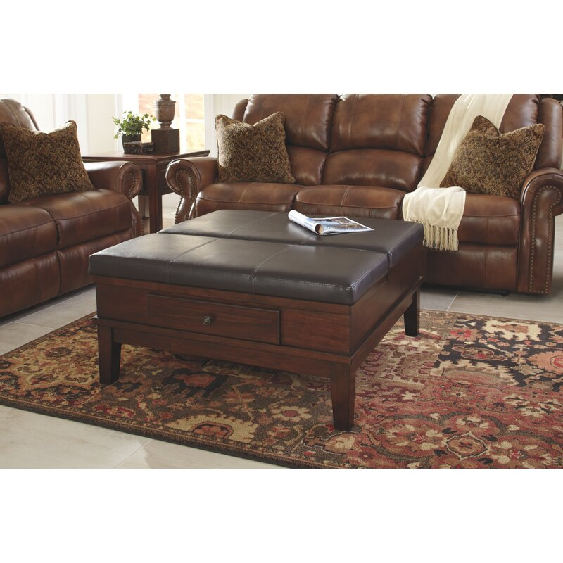 Signature Design By Ashley Gately Lift Top Coffee Table Reviews Wayfair