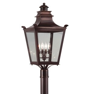 Best Theodore 4-Light 100W Lantern Head By Darby Home Co