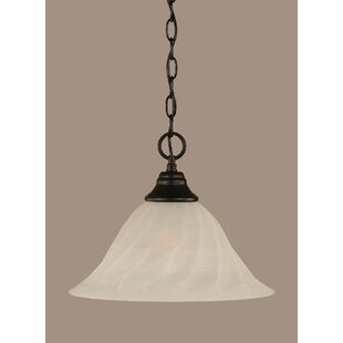 Red Barrel Studio Sheehan 1-Light Mini Pendant