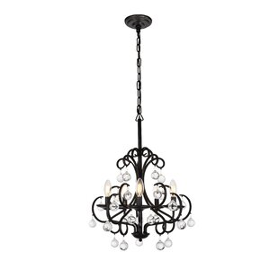 House of Hampton Knowsley 5-Light Chandelier