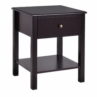 Canndale 1 Drawer Nightstand