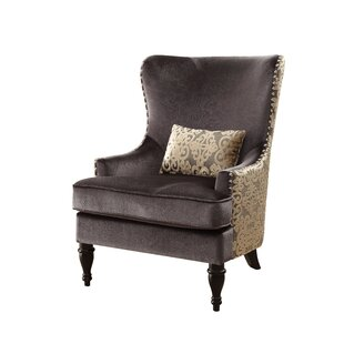 Darby Home Co Deming Wingback Chair