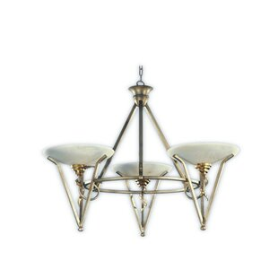 Zanin Lighting Inc. Genova 3-L..