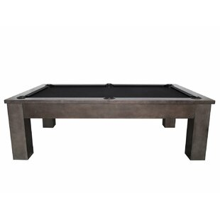 Fulton 8' Slate Pool Table Plank & Hide