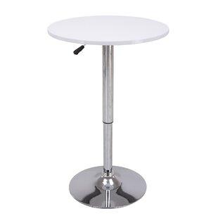 Vogue Furniture Direct Height Adjustable Pub Table
