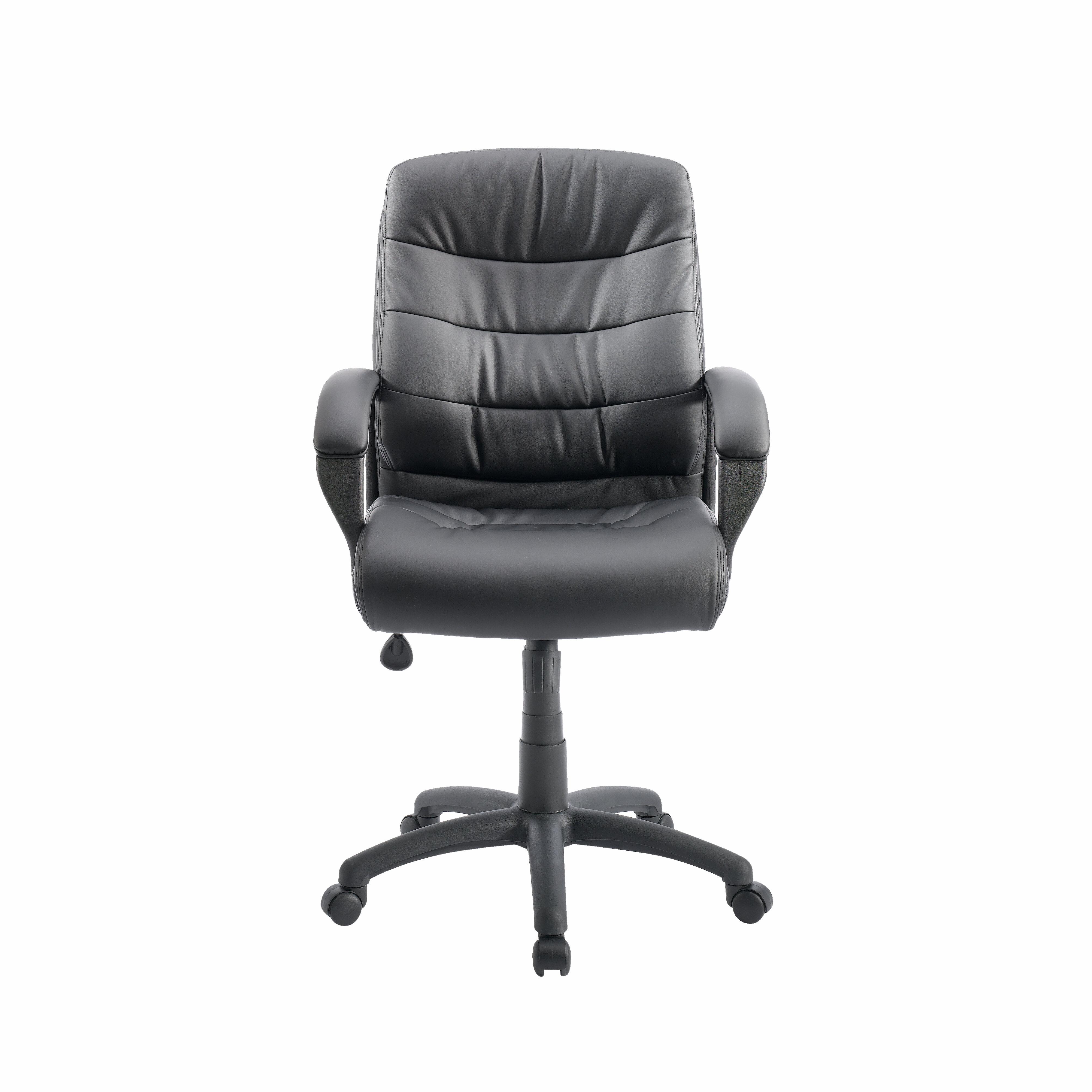 Winston Porter Fyffe Vinyl Task Chair Wayfair