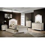Setzer Platform Configurable Bedroom Set by Everly Quinn