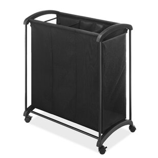 Best Reviews Three Section Laundry Sorter By Whitmor, Inc