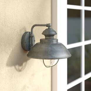 Savings Archibald Outdoor Barn Light By Beachcrest Home