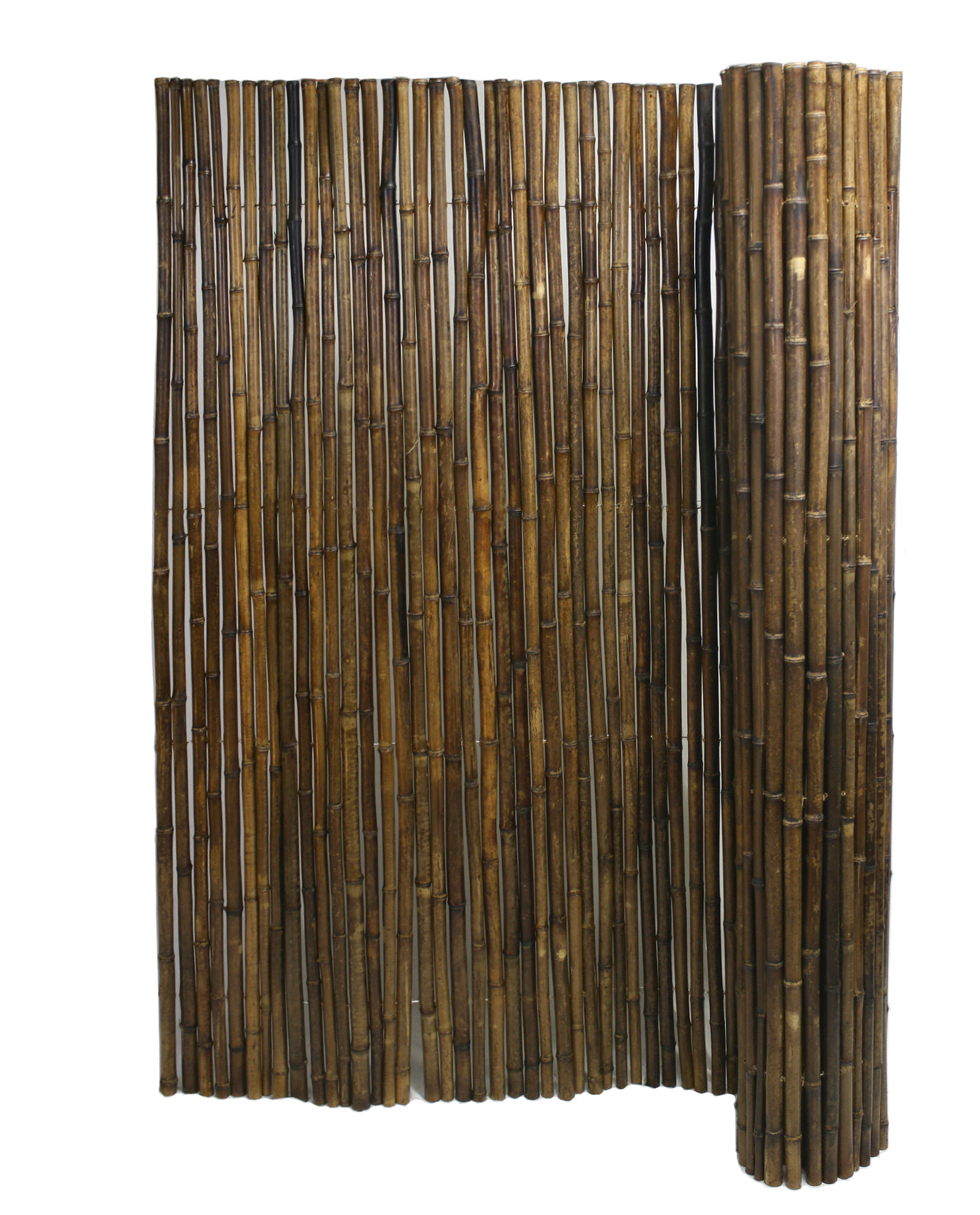 Backyard X Scapes 6 Ft H X 8 Ft W Rolled Bamboo Fence Panel Reviews