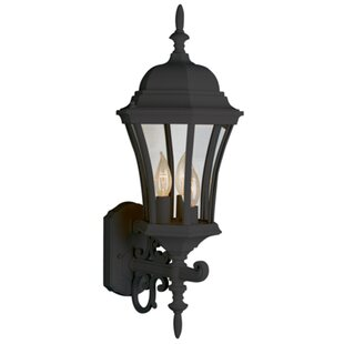 3-Light Outdoor Sconce By TransGlobe Lighting Outdoor Lighting