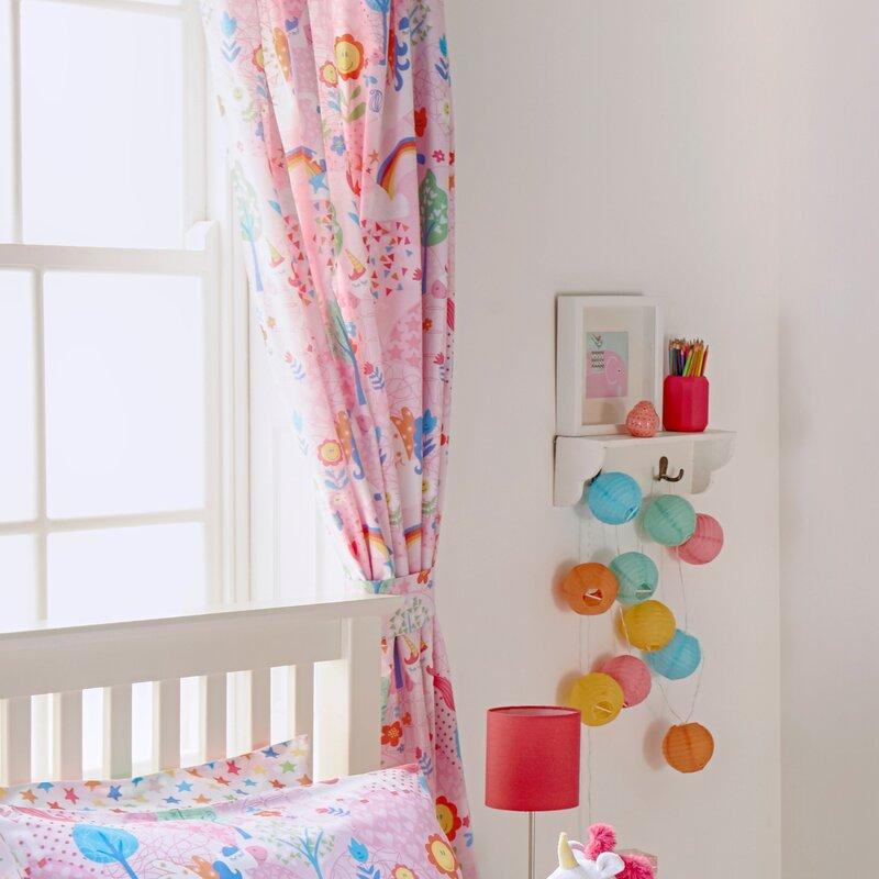 viv rae vorhang set hayley mit kr uselband zum. Black Bedroom Furniture Sets. Home Design Ideas