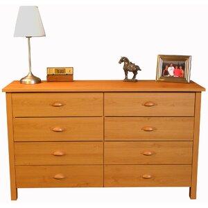 Ashton 8 Drawer Double Dresser