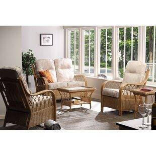 Review Mercedes 5 Piece Conservatory Sofa Set