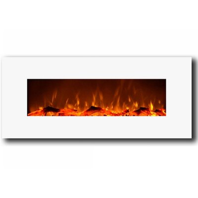 Find The Perfect White Electric Fireplaces Wayfair
