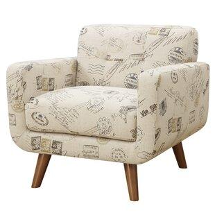 Gaven Print Armchair by Latitude Run