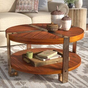 Gwynne Round Coffee Table
