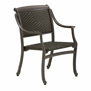 BelMar Stacking Patio Dining Chair