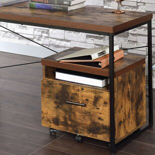 Rollison 1-Drawer Lateral Filing Cabinet