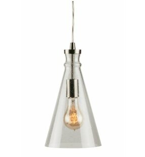 Wrought Studio Eridanus 1-Light Cone Pend..