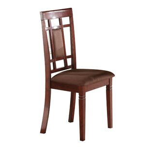 Griswald Dining Chair (Set of 2) Red Barrel Studio